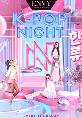 K-Pop Night I Korean Wave