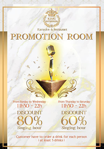 Promotion Room Everyday