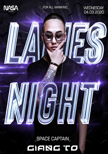 Ladies Night | NASA Saigon