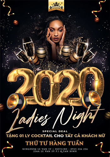 Ladies night | Kingdom Beer Club