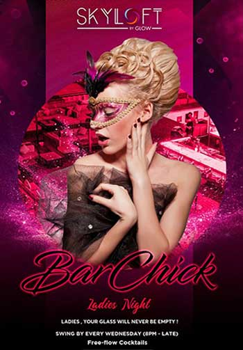 Bar Chick | Ladies Night | Skyloft by Glow